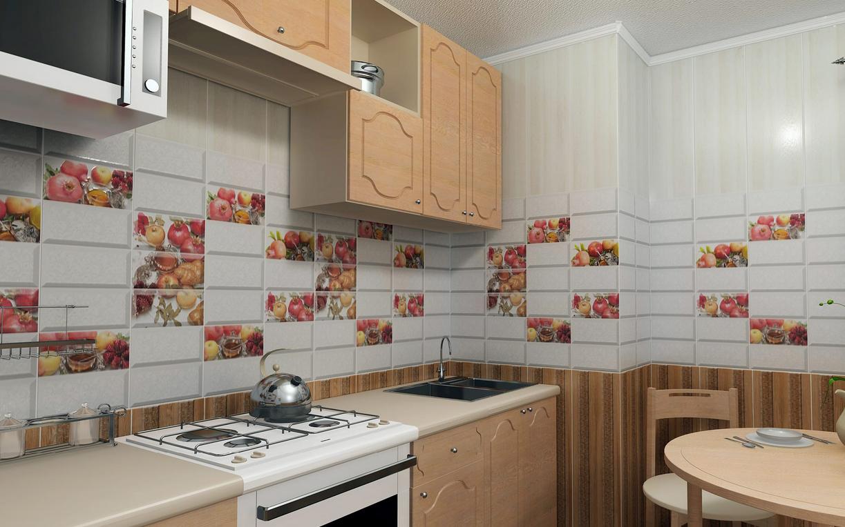 пластиковые панели для стен на кухне фото своей героине